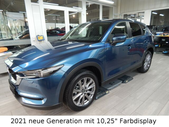 Mazda CX-5 2.5 AWD SKYACTIV-G 194 Sports-Line 2021