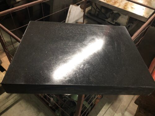 "18"" x 24"" x 3"" Granite Surface Plate"