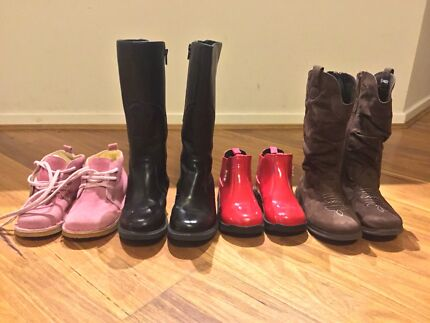 Girls boots Aspendale Gardens Kingston Area Preview