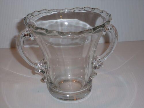 Vintage Fostoria Century 2-Handled Vase