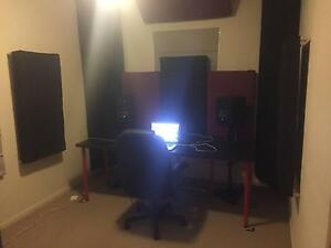 Music Studio Soundproofing Home Studio Solution Oxley Brisbane South West Preview