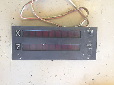 Mitsubishi Cnc Lathe 2 Axis Display Sc02b