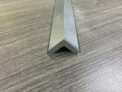 6061 T6 Aluminum Angle 1x 1x 6 Long 14 Thick