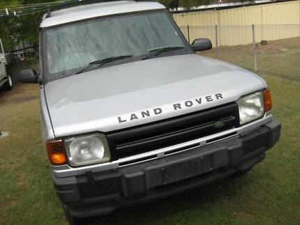 Land Rover Discovery TDI TURBO DIESEL AUTOMATIC 1997 5DT WAGON Strathpine Pine Rivers Area Preview