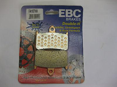 HONDA CBR900RR FIREBLADE 1992-1997 NEW FRONT EBC FA187HH BRAKE PADS