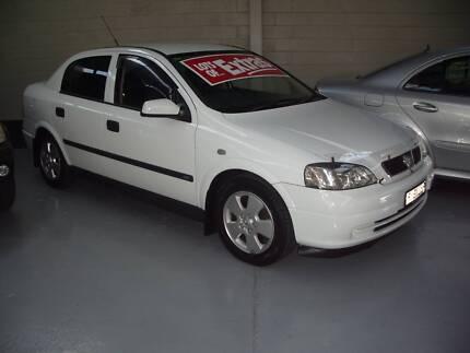 2002 Holden Astra Sedan Mordialloc Kingston Area Preview