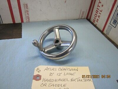 Atlas Craftsman 10 12 Lathe Handwheel  9-23