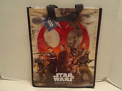 Disney Star Wars Rogue One A Star Wars Story Reusable Tote Bag New With Tag NIB!