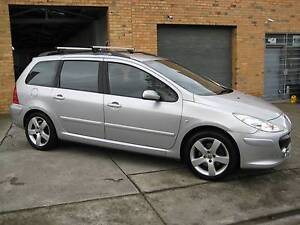 2008 Peugeot 307 Wagon XSE 2.0 HDI DIESEL REG 1/2017 MECH A1 Heidelberg Heights Banyule Area Preview