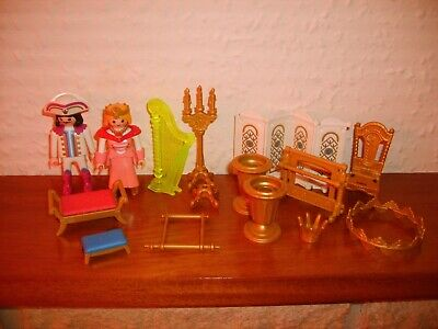 Playmobil Fairy Tales - Marquis, Princess, furniture & accesories - various sets