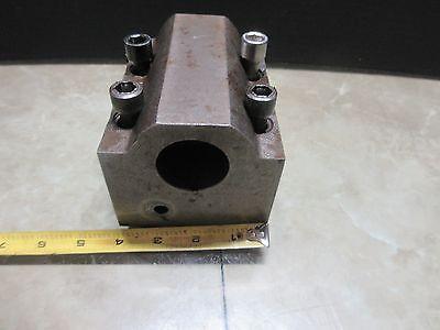 Okuma Cnc Lathe Turret Tool Holder Holding Unit 4 X 5 Inch