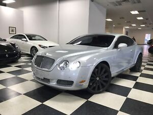 2004 Bentley CONTINENTAL GT FULLY LOADED#100% APPROVAL GURANT...