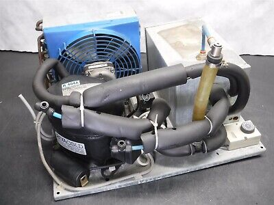 Used Rivacold Condensing Unit Cills037pa404 Nb6165gk-g-csir 1i