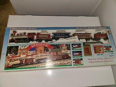 Christmas Train Set 1995 See Description