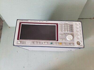 Rohde Schwarz Sme 03 1038.6002.03 Signal Generator W 5 Options