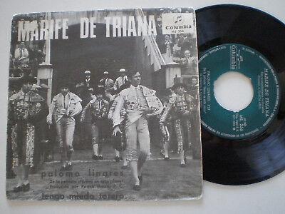 Marife De Triana Palomo Linares SPAIN 45 1966