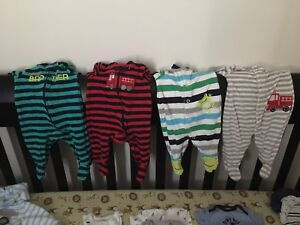 Lot of baby boy clothes- Size newborn