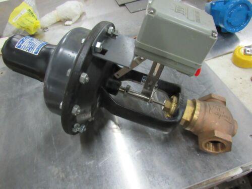 Taylor Instrument Co. Lin-E-Aire Control Valve