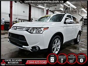 Mitsubishi Outlander SE, Traction intégrale/4X4/AWD