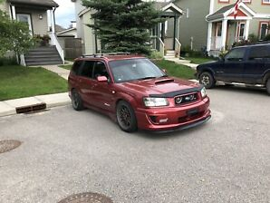 2002 forester sti