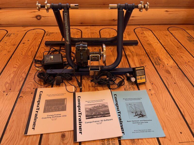 RacerMate Lab Generator CompuTrainer Plus, Model 8002 Controller - Complete Set!