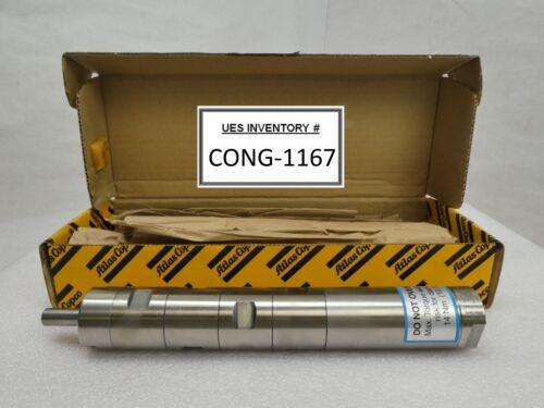 Atlas Copco LZB 34RL LR10-11 Vane Motor Low Speed Reversible 14Nm Used Working