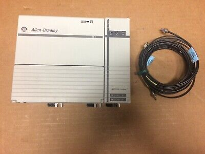 Allen-bradley Pb-3 Series Power Supply W 4 Axis Sercos Interface Module