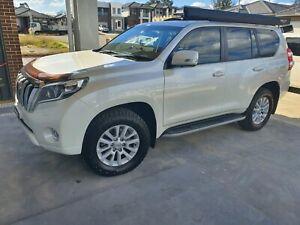 2015 Toyota prado Kakadu 3.0L td automatic