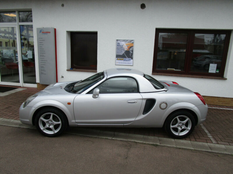 Toyota MR 2 Roadster 1.8 Hardtop