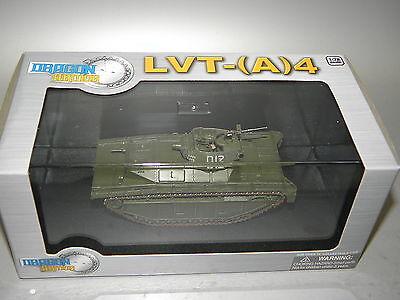 DRAGON ARMOR 60500 LVT-(A)4 3RD ARMORED AMPHIBIAN BATTALION 1:72 MODEL TANK