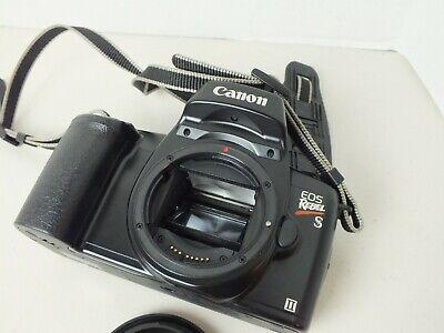 Canon Rebel S 35mm SLR Film Camera - body