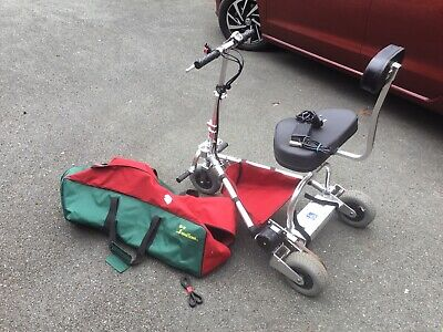 TravelScoot 3-wheeled lightweight scooter