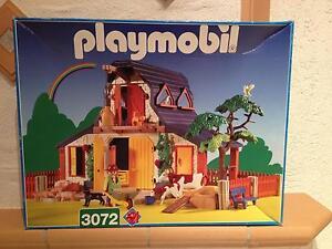 playmobil bauernhof g nstig online kaufen bei ebay. Black Bedroom Furniture Sets. Home Design Ideas
