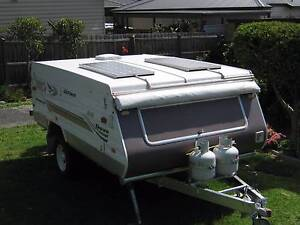 2006 Jayco Dove (Outback) Kilsyth Yarra Ranges Preview