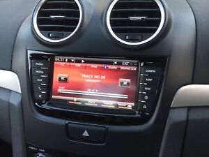 Holden Commodore VE Series 2 Touch Screen Upgrade Dash Conversion