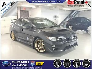2015 Subaru Impreza STI Sport-Tech Awd **Modification valeur 367