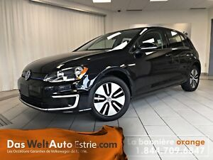 2016 Volkswagen E-Golf SE, Gr. Électrique, A/C, Automatique