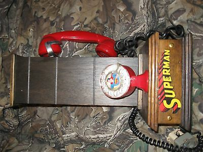 Vintage bell system western electric 43A Superman very rare rotary Telephone
