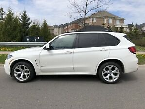 Gorgeous 7-seater BMW X5 2016 M-package