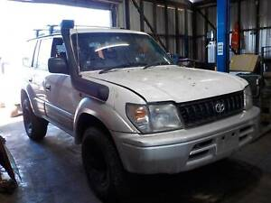 WRECKING TOYOTA PRADO 90 SERIES V6 3.4L North St Marys Penrith Area Preview