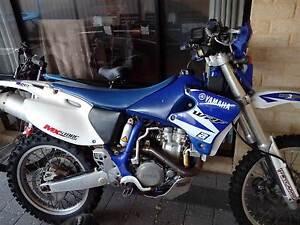 WR400 Yamaha Dirt Bike Gosnells Gosnells Area Preview