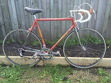 Abeni Reynolds 531 early 80's road bike with campagnolo running gear Brunswick Moreland Area Preview
