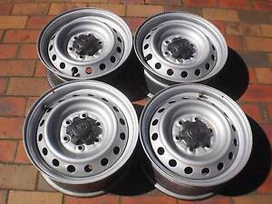mazda wheels bt 50 16 x 7 inch 4 off ford ranger ?  trailer Berwick Casey Area Preview