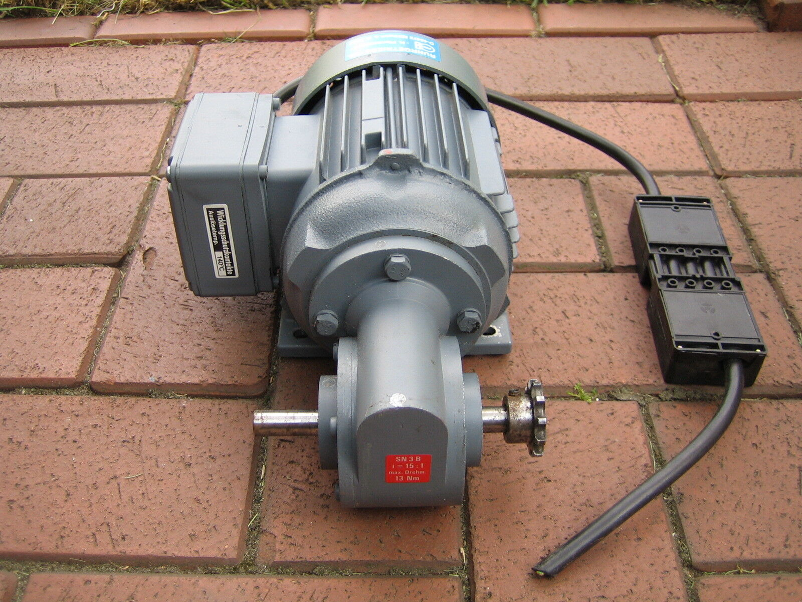 Winkelgetriebemotor Getriebemotor Motor 380 V