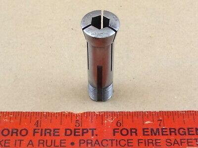 Very Nice 38 Hexagon 1a Rivett Collet Tool 4 South Bend 9 Metal Lathe 3 3c