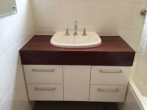 Bathroom Vanity with basin and taps incl Plympton West Torrens Area Preview