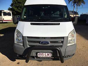 Ford transit van diesal turbo Pimpama Gold Coast North Preview