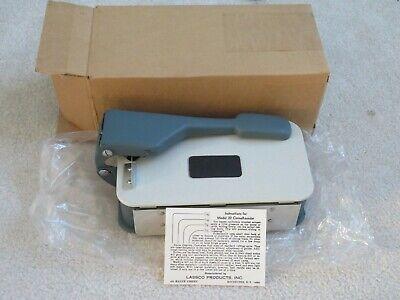 Lassco Made In Usa Cr-20 Cornerounder Cutter No Bladedie Wizer Corner Rounder