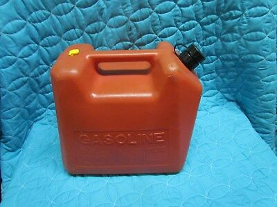 Blitz 5 Gallon 18.93 Liters Vented Gas Can