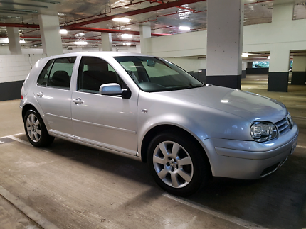 2004 Volkswagen golf sports